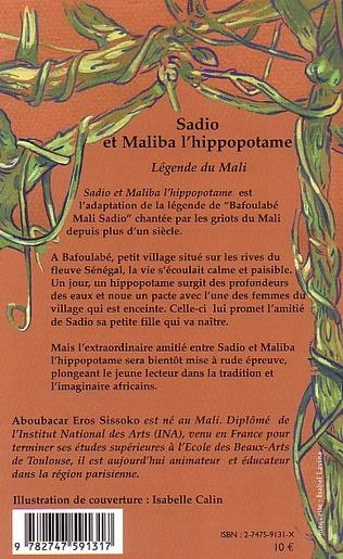 4eme Sadio et Maliba l'hippopotame