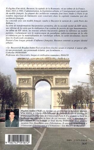 4eme Bucarest et l'influence française