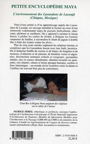 4eme Petite encyclopédie Maya