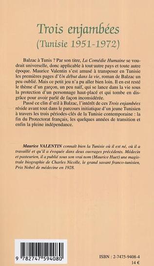 4eme Trois enjambées