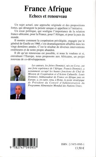 4eme France Afrique