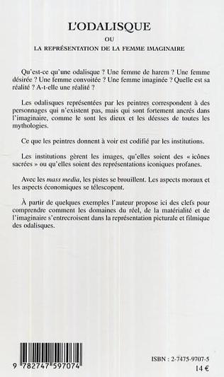 4eme L'odalisque