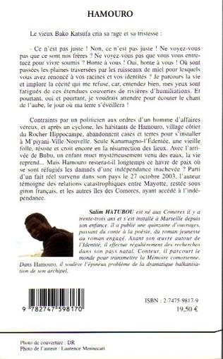 4eme Hamouro