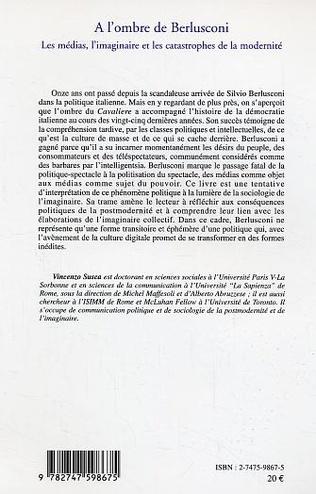 4eme A l'ombre de Berlusconi