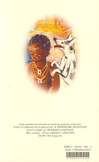 4eme Madiye, Princesse des savanes