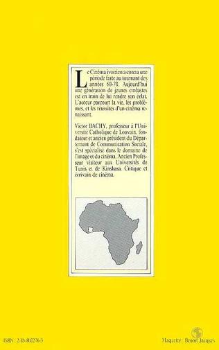 4eme Le cinéma en Côte-d'Ivoire