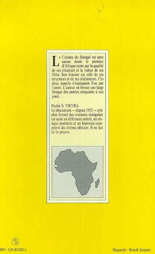 4eme Le cinéma au Sénégal