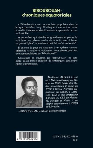 4eme Biboubouah