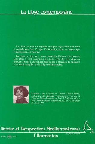 4eme Libye, économie des femmes