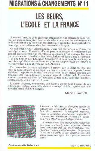 4eme L'action collective des jeunes Maghrébins de France
