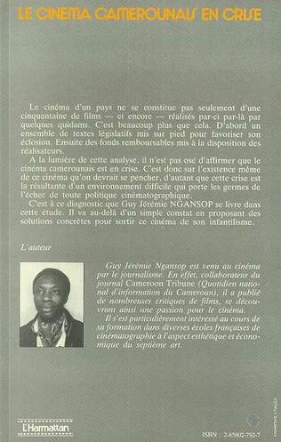 4eme Le cinéma camerounais en crise