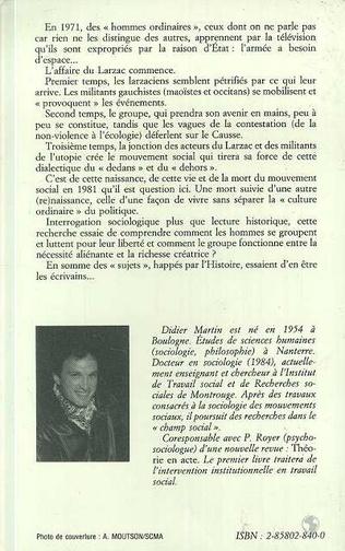 4eme Le Larzac