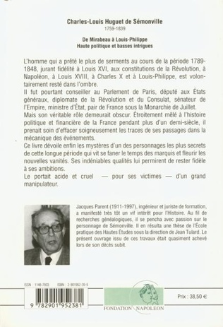 4eme Sémonville (Charles-Louis Huguet de)