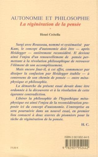 4eme Autonomie et philosophie