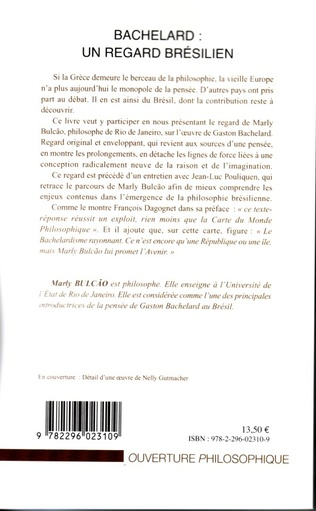 4eme Bachelard : un regard brésilien