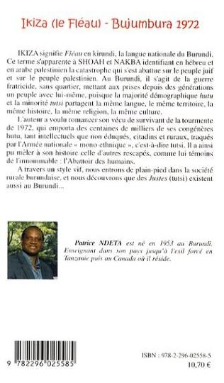 4eme Ikiza (le Fléau)