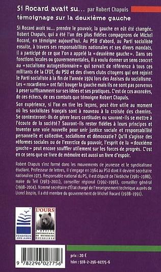 4eme Si Rocard avait su...
