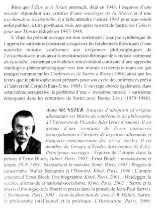 4eme Sartre et la morale