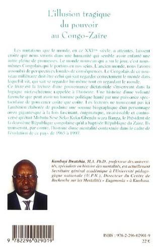 4eme L'illusion tragique du pouvoir au Congo-Zaïre