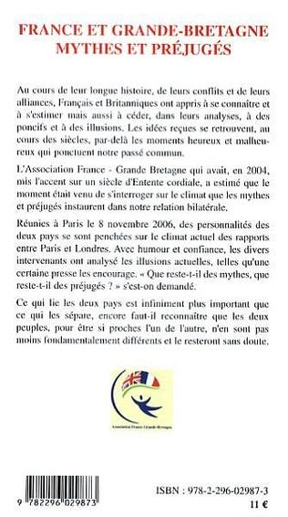 4eme France et Grande-Bretagne