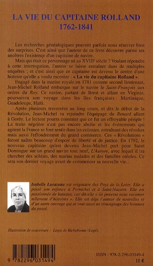 4eme La vie du capitaine Rolland