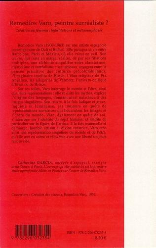 4eme Remedios Varo, peintre surréaliste ?