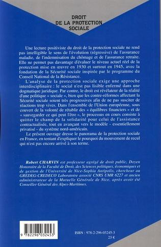 4eme Droit de la protection sociale