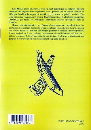 4eme Etudes finno-ougriennes n°38
