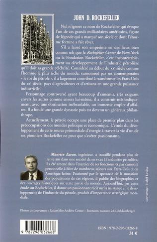 4eme John D. Rockefeller