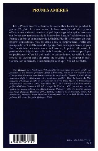 4eme Prunes amères
