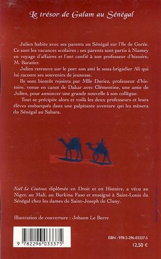 4eme Le trésor de Galam au Sénégal