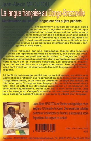 4eme La langue française au Congo-Brazzaville