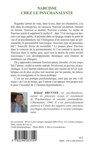 4eme Narcisse chez le psychanalyste