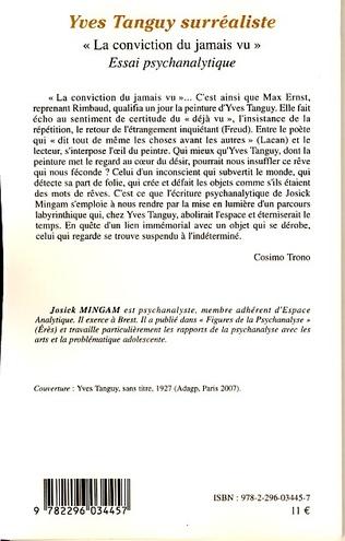 4eme Yves Tanguy surréaliste