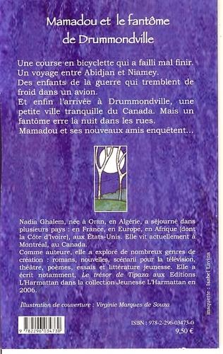 4eme Mamadou et le fantôme de Drummondville