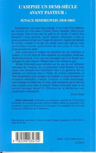 4eme L'asepsie un demi-siècle avant Pasteur