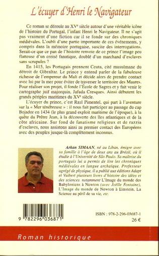 4eme L'écuyer d'Henri le Navigateur