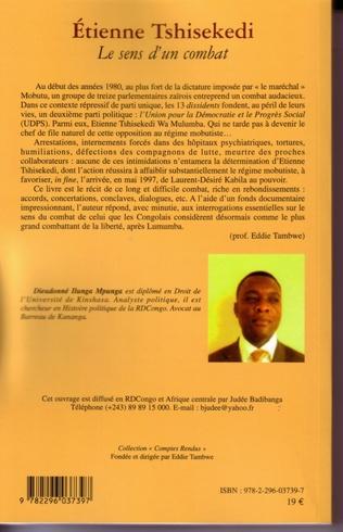 4eme Etienne Tshisekedi