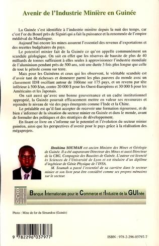 4eme Avenir de l'Industrie Minière en Guinée