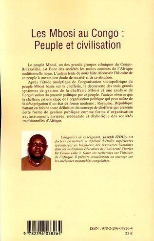 4eme Les Mbosi au Congo