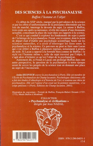 4eme Des sciences à la psychanalyse