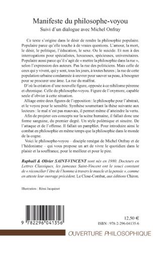 4eme Manifeste du philosophe-voyou