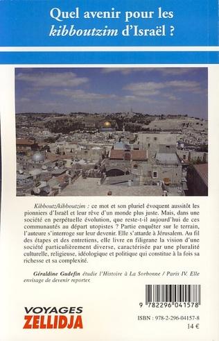 4eme Quel avenir pour les kibboutzim d'Israël ?