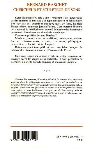 4eme Bernard Baschet