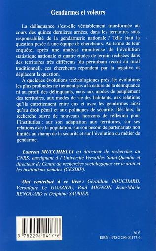 4eme Gendarmes et voleurs