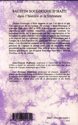 4eme Faustin Soulouque d'Haïti
