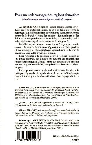 4eme Pour un redécoupage des régions françaises