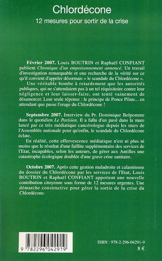 4eme Chlordécone