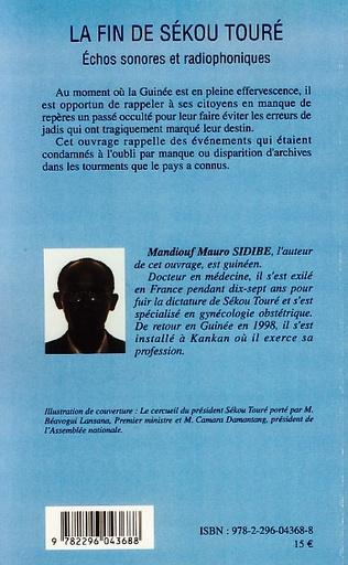 4eme La fin de Sékou Touré