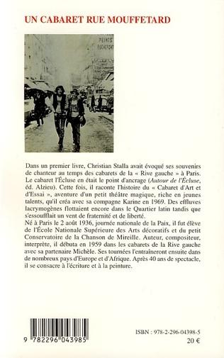 4eme Un cabaret rue Mouffetard